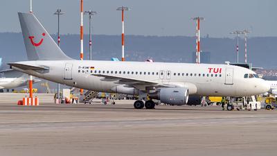 D-ASMF - Airbus A319-111 - TUI (SundAir)