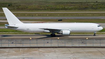 A picture of N1709A - Boeing 767375(ER)(BDSF) - Atlas Air - © Lynn Aisin-Gioro
