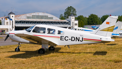 EC-DNJ - Piper PA-28-161 Warrior II - Private