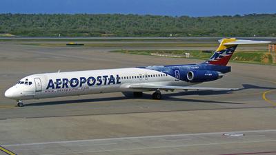 YV2957 - McDonnell Douglas MD-82 - Aeropostal - Alas de Venezuela