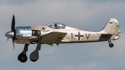D-FWMV - Flug Werk Fw190A-8N - Private