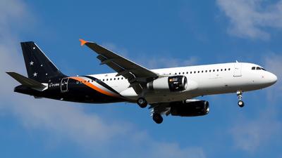 G-POWM - Airbus A320-232 - Titan Airways