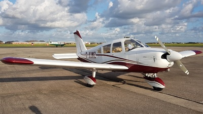 A picture of GKIMZ - Piper PA28180 - [284870] - © Jonathan W