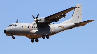 T.19B-19 - CASA CN-235M-100 - Spain - Air Force