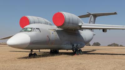 T-701 - Antonov An-72 - Angola - Air Force