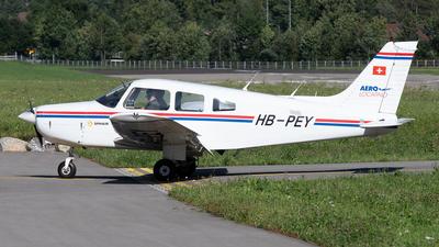 HB-PEY - Piper PA-28-161 Warrior II - Aero Locarno