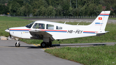 A picture of HBPEY - Piper PA28161 - [288016323] - © Alexandre Fazan