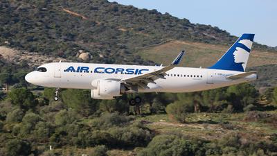 F-HXKJ - Airbus A320-252N - Air Corsica