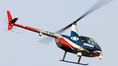 PP-BAN - Robinson R44 Raven II Newscopter - Private