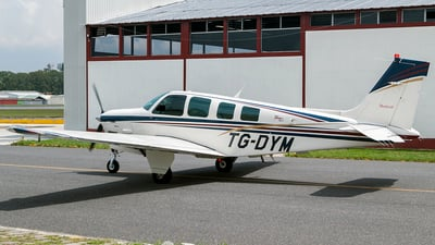 TG-DYM - Beechcraft B36TC Bonanza - Private