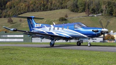 HB-FRK - Pilatus PC-12 NGX - Private