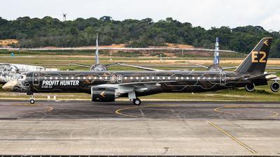 A picture of PRZIQ - Embraer E195E2 - Embraer - © Gui Spotter
