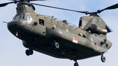 88192 - Boeing CH-47SD Chinook - Singapore - Air Force