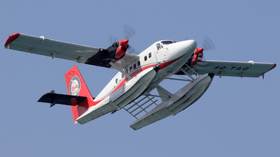 8Q-TAG - De Havilland Canada DHC-6-300 Twin Otter - Trans Maldivian Airways