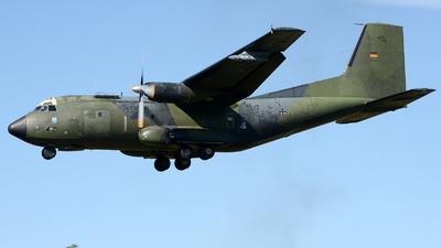 50-76 - Transall C-160D - Germany - Air Force