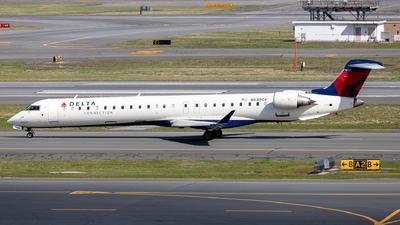 N538CA - Bombardier CRJ-900LR - Delta Connection (Endeavor Air)