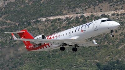 S5-AAD - Bombardier CRJ-200LR - Adria Airways