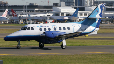 VH-OTD - British Aerospace Jetstream 32 - FlyPelican