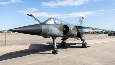 N602AX - Dassault Mirage F1CT - Airborne Tactical Advantage Company (ATAC)