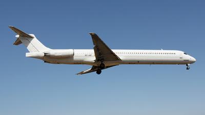 EC-JUF - McDonnell Douglas MD-83 - Swiftair