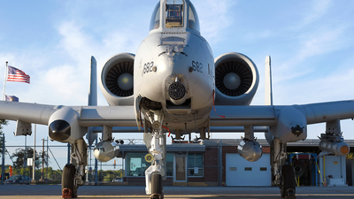 78-0682 - Fairchild A-10C Thunderbolt II - United States - US Air Force (USAF)