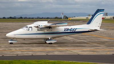 VH-CJJ - Vulcanair P.68C - Private