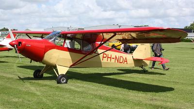 PH-NDA - Piper PA-12-125 Super Cruiser - Private