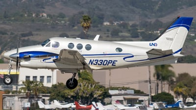 N330PE - Beechcraft C90GTi King Air - University Of North Dakota