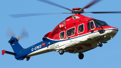 A picture of GEMED - Airbus Helicopters H175 - CHC Helikopter Service - © David Blaker
