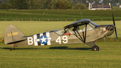 PH-UCS - Piper J-3C-65 Cub - Private