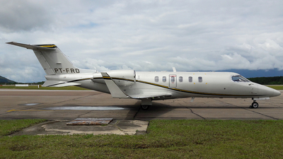 PT-FRD - Bombardier Learjet 45 - Private