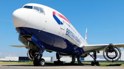 G-ZZZA - Boeing 777-236 - British Airways