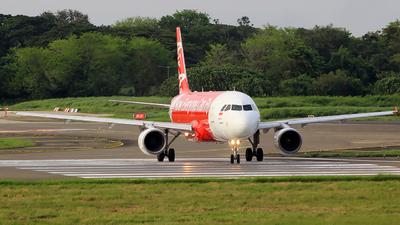 A picture of PKAXG - Airbus A320216 - AirAsia - © Luqman Alif