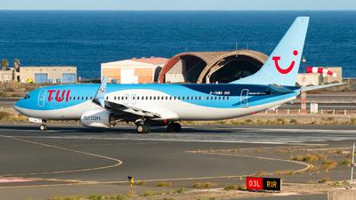 G-TAWA - Boeing 737-8K5 - TUI