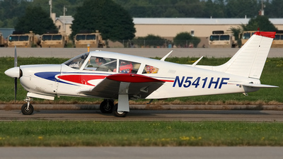 A picture of N541HF - Piper PA28R200 - [28R7335335] - © Jeremy D. Dando