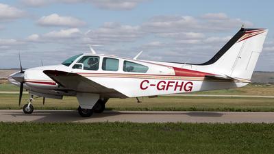 C-GFHG - Beechcraft 95-B55 Baron - Private