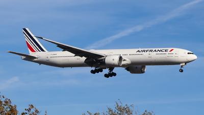 F-GSQY - Boeing 777-328ER - Air France