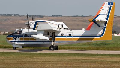 C-GFSM - Canadair CL-215-1A10 - Conair Aviation
