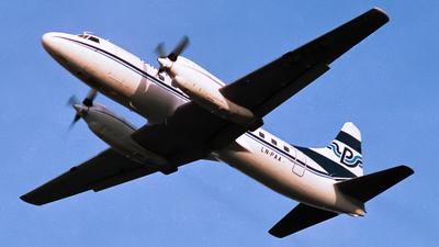 LN-PAA - Convair CV-580 - Partnair