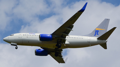 OY-JTP - Boeing 737-79L - Jettime