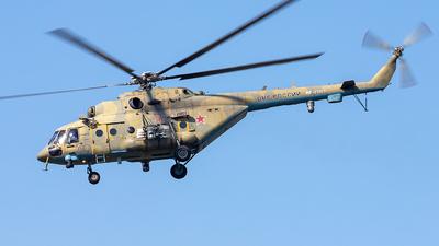 RF-91202 - Mil Mi-8AMTSh Hip - Russia - Air Force