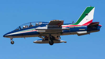 MM55054 - Aermacchi MB-339PAN - Italy - Air Force
