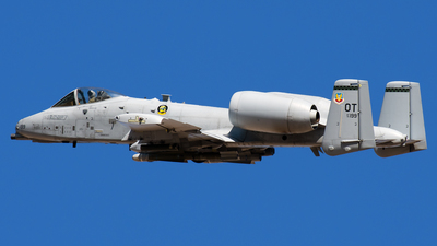 79-0199 - Fairchild A-10C Thunderbolt II - United States - US Air Force (USAF)