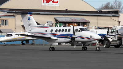 N68MN - Beechcraft 200 Super King Air - Guardian Flight