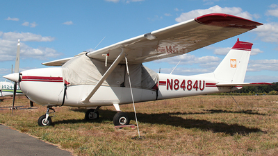 N8484U - Cessna 172F Skyhawk - Private