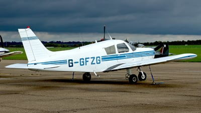G-GFZG - Piper PA-28-140 Cherokee E - Private