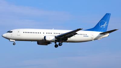N458UW - Boeing 737-4B7 - iAero Airways