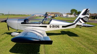 A picture of GDODG - Evektor EV97 EuroStar - [PFA 31514258] - © Jez-UK