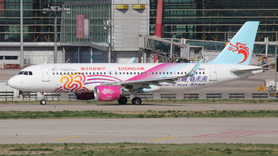 A picture of B1673 - Airbus A320214 - Loong Air - © Liu Yonggang