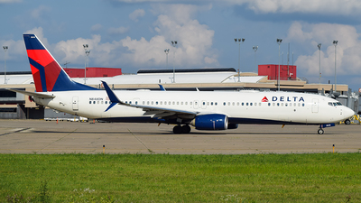 A picture of N848DN - Boeing 737932(ER) - Delta Air Lines - © Evan Dougherty